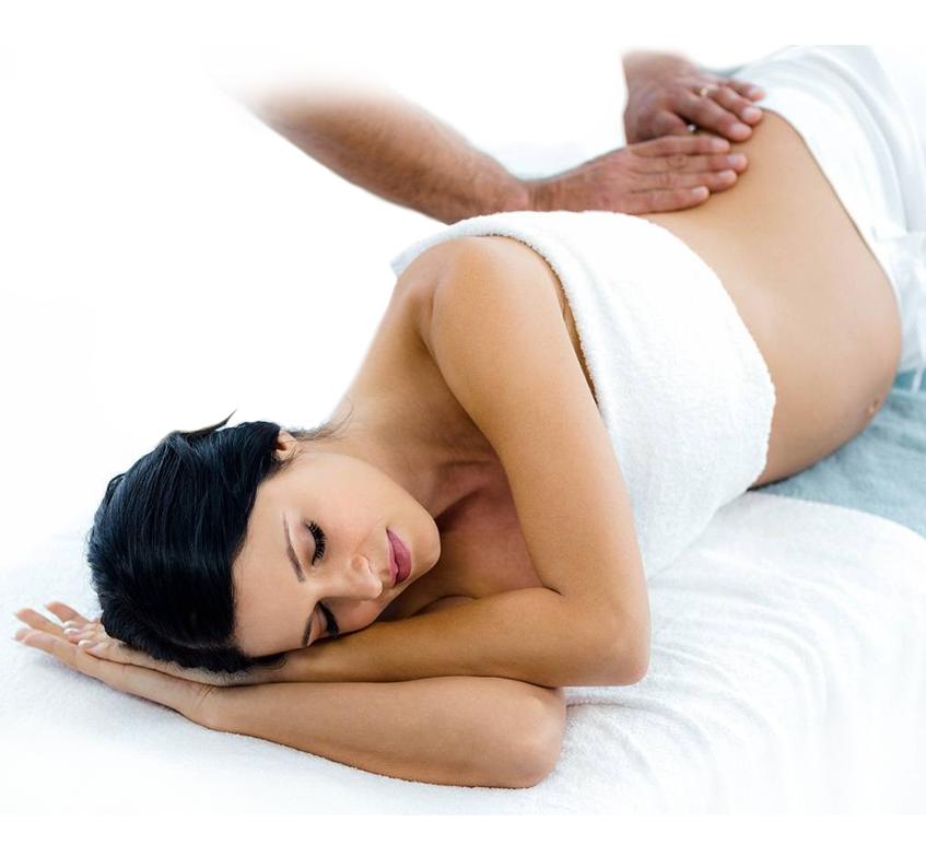 Расслабляющий массаж для беременных 25